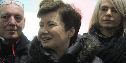 Hanna Gronkiewicz-Waltz: Pomnik ofiar katastrofy zaakceptowało już 30 rodzin