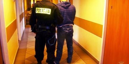 Włamywacze poszukiwani listem gończym wpadli w ręce policji