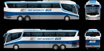 Intercity wkracza na drogi
