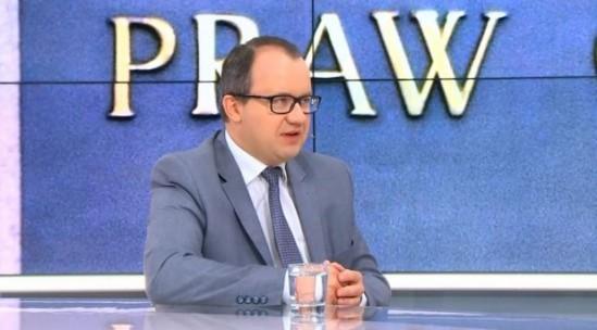 Adam Bodnar zabrał głos Fot. wp.pl