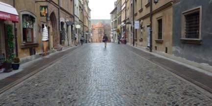 Nowy wygląd staromiejskich uliczek (ZDJĘCIA)