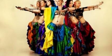 Za darmo: Warsztaty i pokaz tańca brzucha The Siren Society