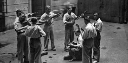 Uliczni grajkowie 1932 - 1960