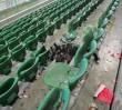 Kibole zdemolowali własny stadion! (zdjęcia)