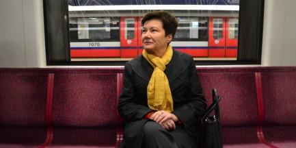 Hanna Gronkiewicz-Waltz wygra wybory po raz trzeci?