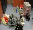 """Zaopatrywał mieszkańców Grochowa w alkohol bez akcyzy. """"210 butelek piwa i 600 litrów spirytusu"""""""