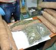 Narkotyki ukrył w podłodze samochodu [WIDEO]