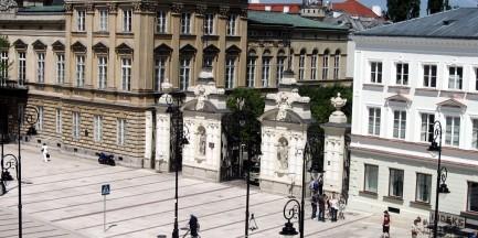 Za darmo: zwiedzanie Uniwersytetu Warszawskiego