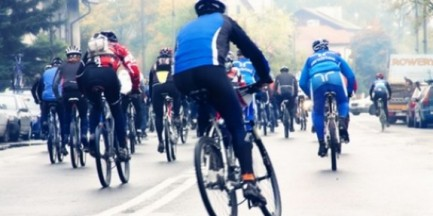 Czwórbój wawerski - wyścigi kolarskie MTB