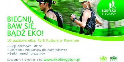 Biegnij, baw się, bądź EKO! Wyjątkowe wydarzenie na sportowej mapie Warszawy