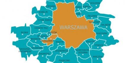 Mieszkańcy Konstancina-Jeziorny głosują w referendum. Potrzebna jest 30-proc. frekwencja.