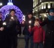 Uliczne życzenia dla Warszawy (WIDEO)