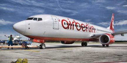 Airberlin uruchomił połączenia z Warszawy do Berlina!