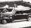 Olbrychski wcieli się w Piłsudskiego! Przejedzie odrestaurowaną limuzyną Marszałka