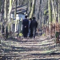 Spacer po Cmentarzu Żydowskim
