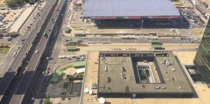Akcja służb przy Dworcu Centralnym. Zamknięte Aleje Jerozolimskie