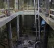 Nowy przeciek na budowie metra!