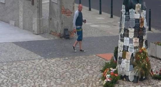 Poszukiwany mężczyzna /policja.waw.pl