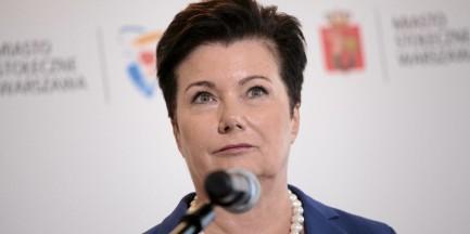 Bukmacherzy: Gronkiewicz-Waltz nie będzie sprawowała urzędu do końca