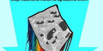 """""""Farbą w płot"""" - konkurs dla grafficiarzy"""