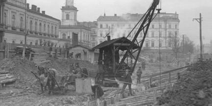 Warszawa w budowie (dużo zdjęć)