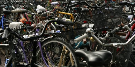 Uwaga na złodziei rowerów