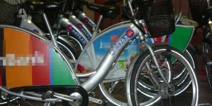 Ukradli 6 rowerów veturilo naraz!