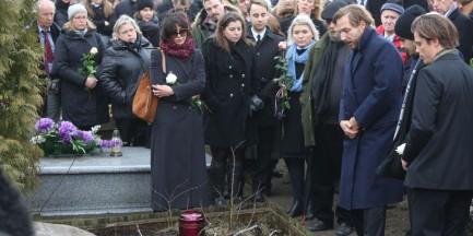 W Górze Kalwarii pochowano Andrzeja Żuławskiego