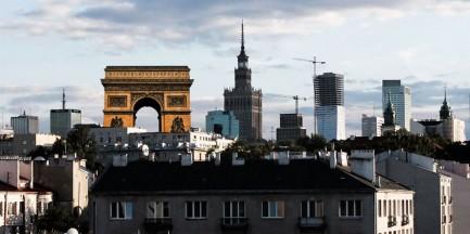 Chcą postawić w Warszawie łuk triumfalny!