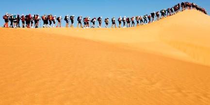 Trzech warszawiaków przebiegnie cztery pustynie świata!