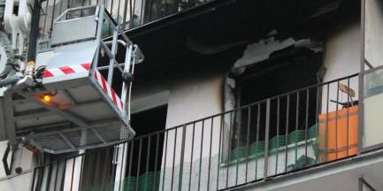 Tragiczny pożar na Żoliborzu