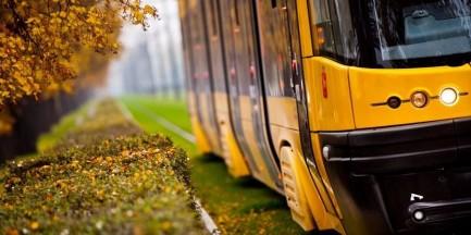 Zderzenie tramwajów w centrum