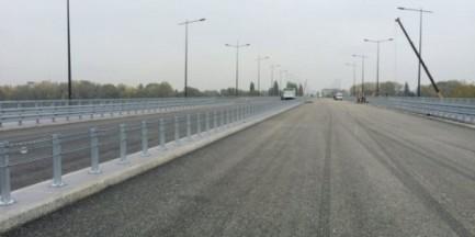 W tym tygodniu otwarcie mostu Łazienkowskiego
