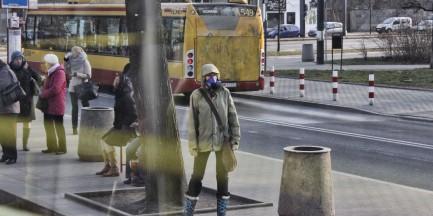 Smog w Warszawie. Czy już powinniśmy nosić maski na twarzy?