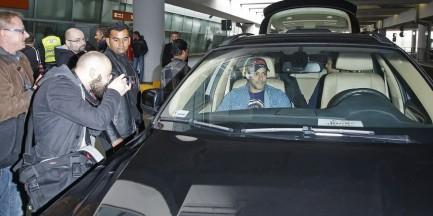 Salman Khan już w Warszawie (ZDJĘCIA)