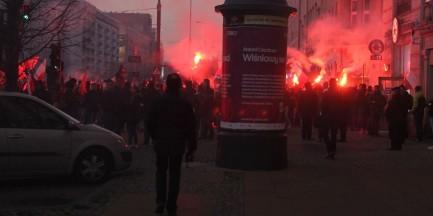 120 tys. złotych kosztowały szkody po wczorajszym marszu!