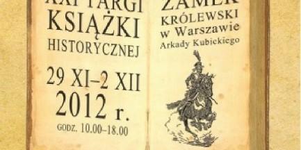 Za darmo: Targi Książki Historycznej