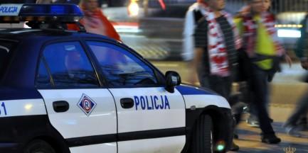 9 osób zatrzymanych po meczu Polska - Niemcy