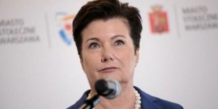 """Hanna Gronkiewicz-Waltz o """"Klątwie"""": """"forma została zwulgaryzowana"""""""