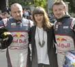 Gwiazdy na Wyścigu Mydelniczek Red Bull