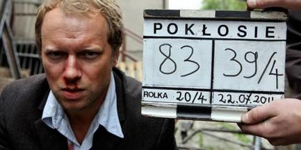 """Spotkanie z Maciejem Stuhrem oraz projekcja filmu """"Pokłosie"""""""