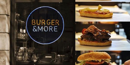 Nowe miejsce: Burger & More