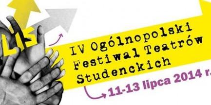 IV Ogólnopolski Festiwal Teatrów Studenckich