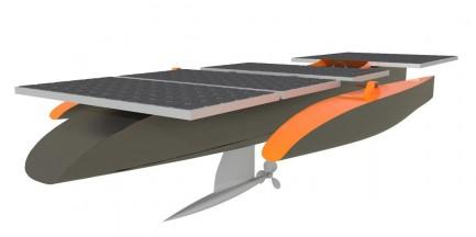 Budują łódź napędzaną wyłącznie słońcem!