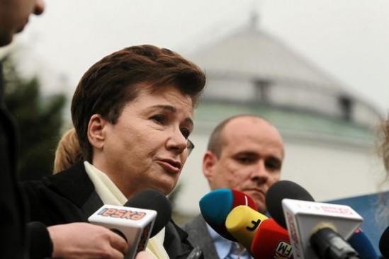 Prezydent stolicy. Fot. Przemek Wierzchowski/Agencja Gazeta