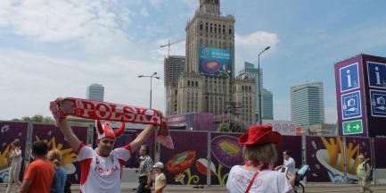 """W stolicy nie będzie Strefy Kibica podczas Euro 2016? """"Wszystko zależy od służb"""""""