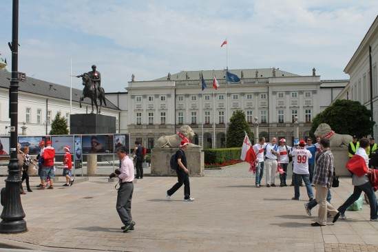 Pałac Prezydencki. Fot. WawaLove.pl