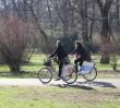 """Nietypowa wycieczka rowerowa. """"Śladami warszawskich wałków"""""""