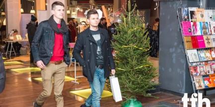 Targi Świąteczne w Domu Towarowym Braci Jabłkowskich