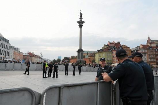 Umowę pomiędzy policją, a zakładem karnym z Białołęki zawarto 7 września Fot. Agata Grzybowska / Agencja Gazeta
